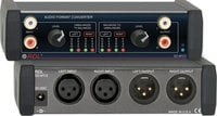 Radio Design Labs EZ-AFC2 Stereo Balanced to Unbalanced Audio Format Converter