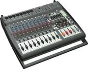 Behringer PMP4000 Powered Mixer, 16 Channel, 8 Mic Inputs, 2 x 800W Stereo