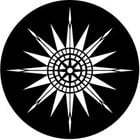 Compass Rose Gobo