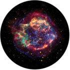 "Colored ""Chromatic Nebula"" Glass Gobo"