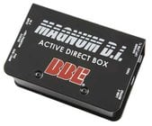 Active Direct Box, Phantom Powerable