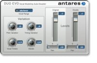 Antares DUO-EVO Vocal Modeling Auto-Doubler Plug-in (Mac/PC) DUO-EVO