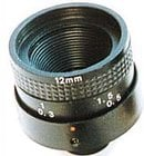 C-Mount Lens (12mm, f2.0)