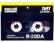 20 Min. RDAT (Maxell Part #: 182614)