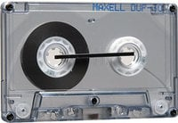 Maxell MX-DUP60  60 Min. Duplicator Audio Cassette (Maxell Part #: 101402)