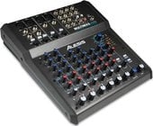 8 Channel Mixer with USB and DSP Effects