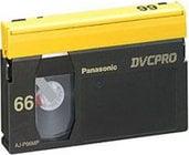 66 Min./25 Mbps DVCPRO Cassette (Maxell Part #: 303861)