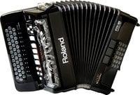 Diatonic Digital Accordion in Black