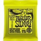 Ernie Ball P02221 Regular Slinky Nickel Wound Electric Guitar Strings P02221