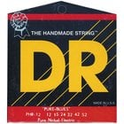 DR Strings PHR12 Extra Heavy Pure Blues Electric Guitar Strings