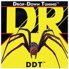 DR Strings DDT10/60 DropDownTuning Big Heavy Drop-Down Tuning Electric Guitar Strings