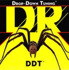 DR Strings DDT11 Extra Heavy Drop-Down Tuning Electric Guitar Strings
