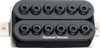 Seymour Duncan SH-8N Invader, Neck, Black Humbucking Guitar Pickup, Invader, Neck, Black