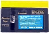 DVC Pro Videocassette Cleaning Tape (Medium)
