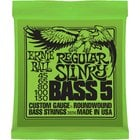 Ernie Ball P02836 Regular Slinky 5-String Electric Bass Strings P02836