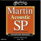 Light/Medium SP Phosphor Bronze Acoustic Guitar Strings