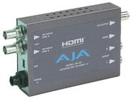 AJA Video Systems Inc Hi5-3D HD/3G-SDI to HDMI 1.4a Multiplexer with Power Supply