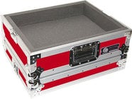 Odyssey FTTX-RED  Red ATA Turntable Case