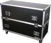 """Odyssey FZ2PLASMA42W  Dual 42"""" Plasma Case"""