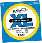 Super Light Top/Regular Bottom XL Electric Guitar Strings