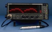 Real Time Spectrum Analyzer with Battery & Port