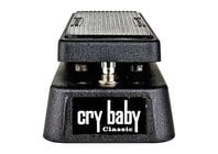 Dunlop Manufacturing GCB95F Classic Crybaby Wah Fasel Wah Pedal Crybaby Classic GCB95F