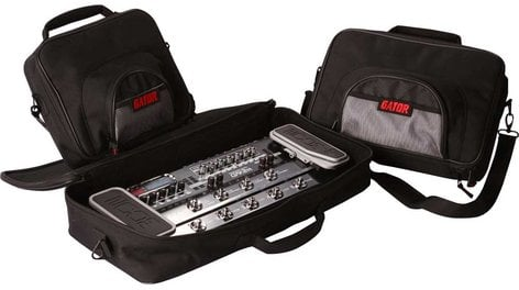 "Gator Cases G-MULTIFX-1510 15"" x 10"" Multi-Effects Pedal Gig Bag G-MULTIFX-1510"
