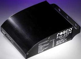 Rosco Laboratories PSU-200  200W Pipe-Mountable Power Supply Unit PSU-200