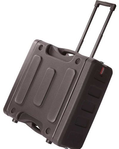 "Gator Cases G-PROR-4U-19 Case, 4U, 19"", with Handle & Wheels G-PROR-4U-19"