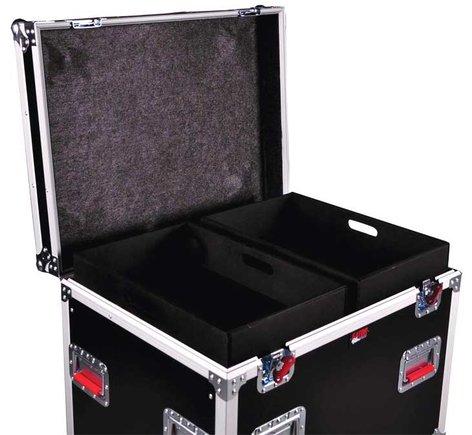 "Gator Cases G-TOURTRK453012 Tour Style Truck Pack Case, 45""x30""x30"" G-TOUR-TRK-453012"