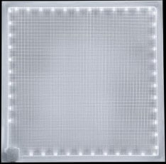 Rosco Laboratories LITEPAD-HO+-3X12-T 3x12 LitePad HO+ Tungsten Temp. LED Light Source LITEPAD-HO+-3X12-T