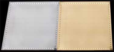 Rosco Laboratories LITEPAD-HO+-6X6-T 6x6 LitePad HO+ Tungsten Temp. LED Light Source LITEPAD-HO+-6X6-T
