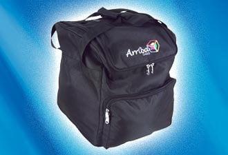 "Arriba Cases AC-160 15""x14""x18"" Bag for Starball/Centerpiece Lighting Fixtures AC-160"