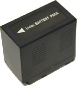 ikan Corporation IBP-D54  Panasonic D Series-Compatible Battery IBP-D54