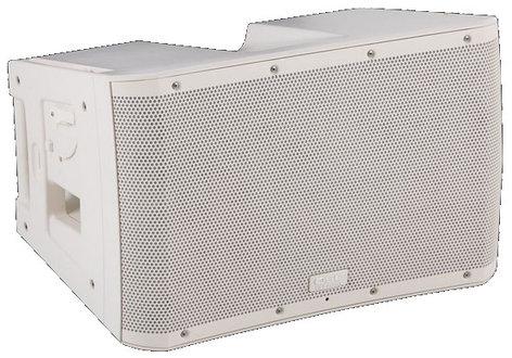 """QSC KLA12 12"""" 500W Powered Line Array Loudspeaker in White KLA12-WH"""