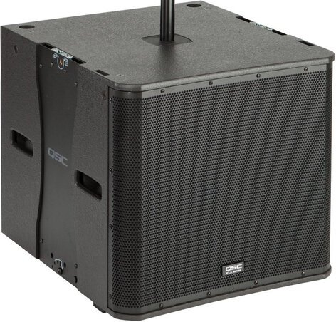 "QSC KLA181 18"" 1000W Active Line Array Subwoofer KLA181-BK"