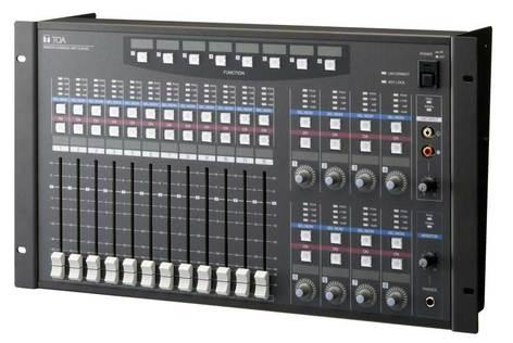 TOA D-2012C Digital Fader Controller Q-D-2012C