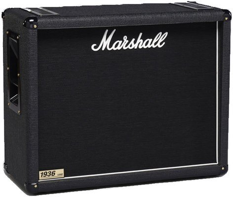 "Marshall Amplification 1936 2x 12"" 150W Straight Guitar Speaker Cabinet 1936"