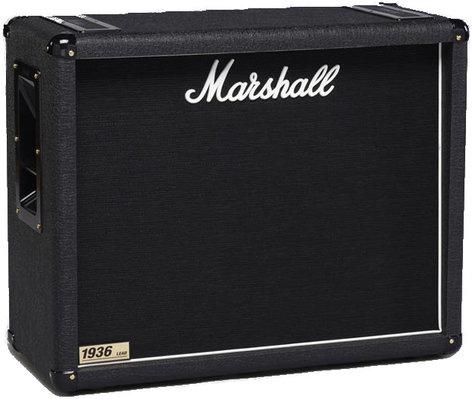 "Marshall Amplification 1936 2x 12"" 150W Straight Guitar Speaker Cabinet 1936"