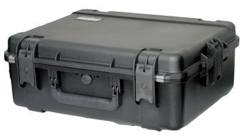 "SKB 3I-2217-8B-E  Case Waterproof 8"" EMPTY  3I-2217-8B-E"