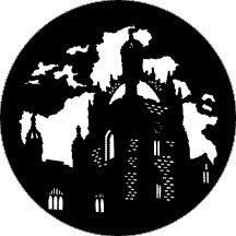 Rosco Laboratories 77846 Gothic Steel Gobo 77846