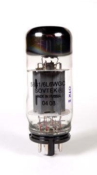 Sovtek 5881 Platinum Matched Power Vacuum Tube Priced Each, Sold in Multiples of 2 5881-MATCHED-SOVTEK