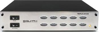 Glyph Technologies TRIP-02 TRIPLICATOR Backup Appliance: FW800, USB, eSATA In, 3 eSATA Out TRIP-02