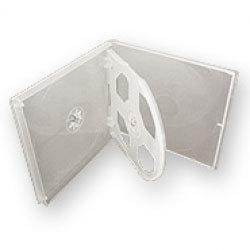 American Recordable Media PJB 3-O/T Jewel Case, 3 Disc Translucent PJB-3-O/T
