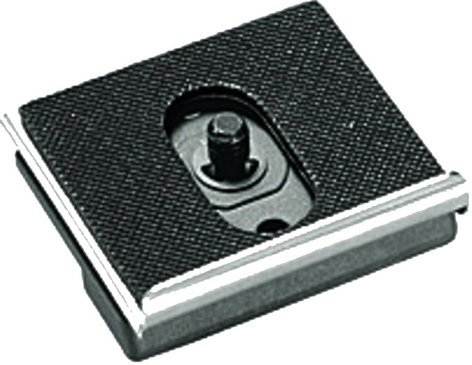 "Manfrotto 200PLARCH-38  Quick Release Plate with 3/8"" Screw 200PLARCH-38"