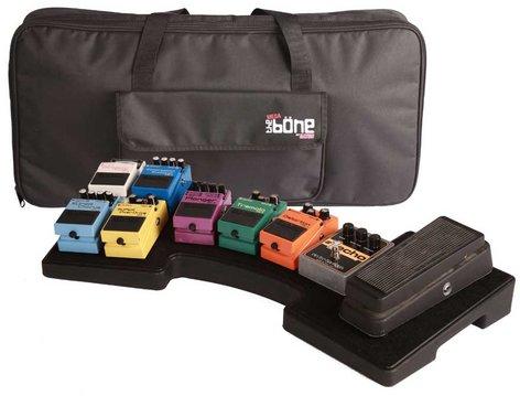 Gator Cases G-MEGA-BONE Mega Pedalboard with Gig Bag G-MEGA-BONE