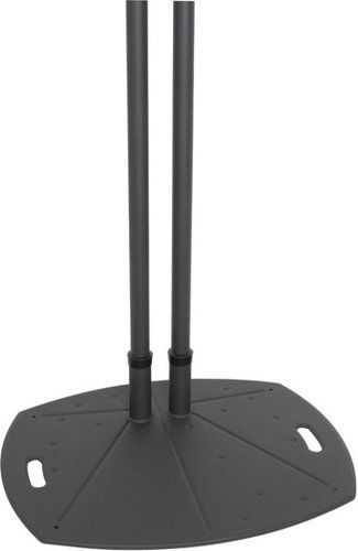 "Premier Mounts PSD-TL60B Black Dual Pole Floor Stand with 60"" Poles PSD-TL60B"