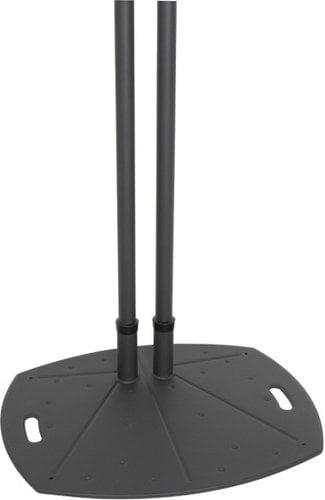 "Premier PSD-TL60B Black Dual Pole Floor Stand with 60"" Poles PSD-TL60B"