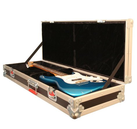 Gator Cases G-TOUR ELEC Hardshell Wooden ATA Electric Guitar Flight Case G-TOUR-ELEC