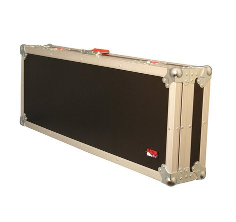 Gator Cases G-TOUR LPS Hardshell Wooden ATA Electric Guitar Flight Case for Double-Cutaway Guitars G-TOUR-LPS